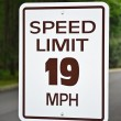 Speed Limit — Stock Photo #29614711