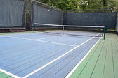 Platform Tennis Court 3 — Stock Photo