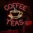 Stock Photo: Coffee Sign