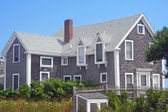 Cape Cod House — Stock Photo