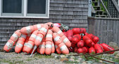 Buoys — Stock Photo
