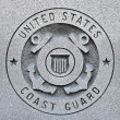Stock Photo: Coast Guard Seal