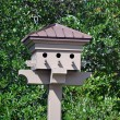 Birdhouse — Stockfoto