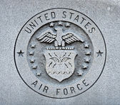 Air Force — Stock Photo
