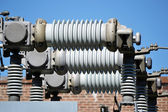 Substation 10 — Stock Photo