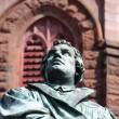 Martin Luther Statue 2 — Stock Photo #45709673