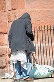 Homeless Man 2 — Stock Photo
