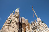 La Sagrada Familia-BARCELONA, SPAIN — Photo