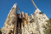 La Sagrada Familia-BARCELONA, SPAIN — ストック写真