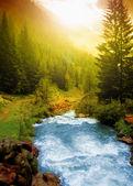 Krajobraz górski — Zdjęcie stockowe