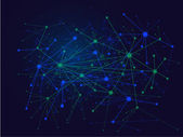 технология фон. векторные иллюстрации — Cтоковый вектор