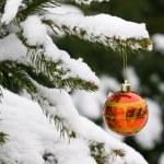 Christmas decorating — Stock Photo #2797314