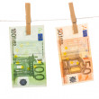 ������, ������: Euro money laundering
