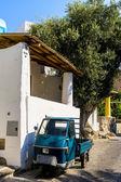 Tiny Italian Truck — Foto de Stock