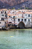 Cefalu city — Stock Photo