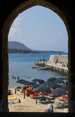 Cefalu, Sicily, Italy — Stock Photo