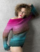 Fashion woman — Stockfoto