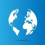 World Map Illustration — Stock Vector #44737599
