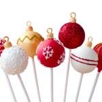 Christmas cake pops — Stock Photo #13746299