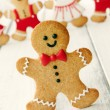 Gingerbread man — Stock Photo #13746363