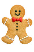 Homem-biscoito — Foto Stock