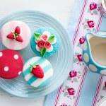 Summer tea party — Stock Photo