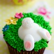 Easter cupcake — Stock Photo #19337557