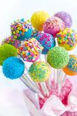 ケーキの pop — ストック写真
