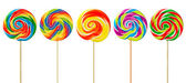 Lollipops — Foto de Stock