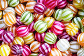 Candy background — Stock Photo