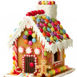 Gingerbread house — Stock Photo #35504759