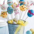 Easter cake pops — Stock Photo #40425427