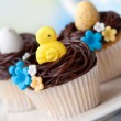 Easter cupcakes — Stock Photo #40425695