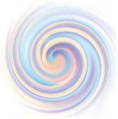 Vector fondo de textura multicolor remolino — Vector de stock
