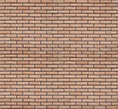 Seamless texture of a brick wall — Stock Photo
