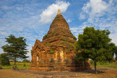 Bagan tample — Stock Photo