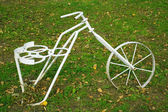 Bicicleta modelo — Foto Stock