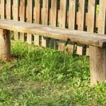 Rustic bench — Stock Photo #51266643
