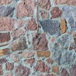 Royalty-Free Stock Photo: Stone and brick wall