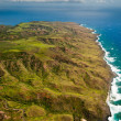 Molokai island coastline — Stock Photo #34784167