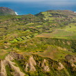 Green landscape of Molokai — Stock Photo #34784521