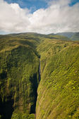 Kahiwa falls of Molokai island — Stock Photo