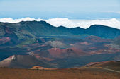 Hue of Haleakala — Stock Photo