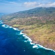 Molokai island coastline — Stock Photo #38632867