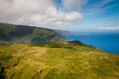 Mountains of Molokai — Stock Photo