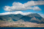 Maui coastline in spring — Stock Photo