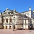 Kiev Opera House in Ukraine — Stock Photo #12013254