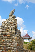 Historic and culture reserve Busha, Vinnitsa region, Ukraine — Stock Photo