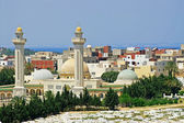Mausoleum of Habib Burguiba, Monastir, Tunisia — Stock Photo