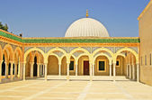 Mausoleum of Habib Bourgiba in Monastir, Tunisia — Stock Photo